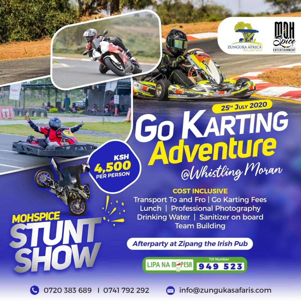 Go-karting event